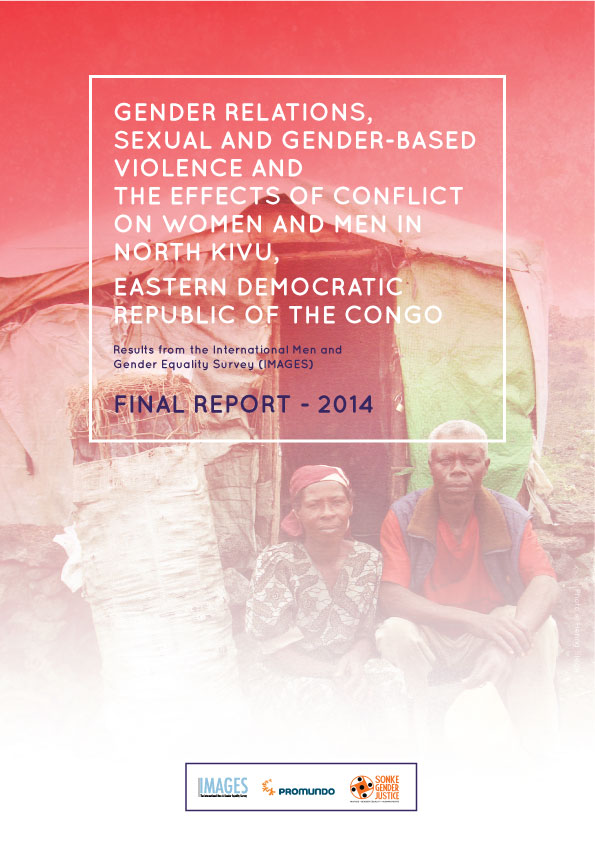 Gender relations, sexual and gender-based violence and the effects of conflict on women and men in North Kivu, Eastern Democratic Republic of the Congo
